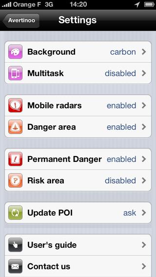 Avertinoo iPhone Screenshot 4