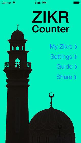 Zikr Counter