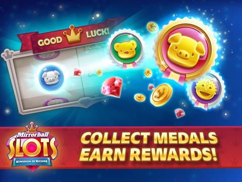Mirrorball Slots Mobile Edition screenshot 5