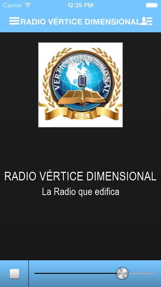 RADIO VÉRTICE DIMENSIONAL