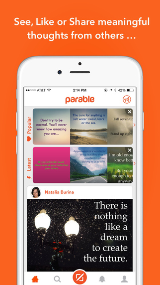 Parable - The Creative Photo Network