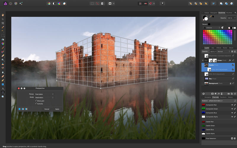 Affinity Photo Screenshot - 4