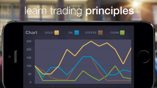 Merc - commodity trading game