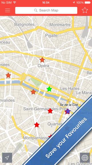 【免費旅遊App】Vienna Travel Guide and Offline City Map-APP點子