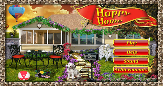 Happy Home - Free Hidden Object Games