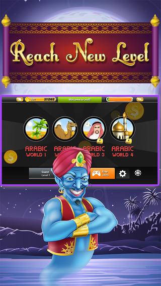 Arabian Nights slot machine ancient Arabia Mystic and Magical casino stories
