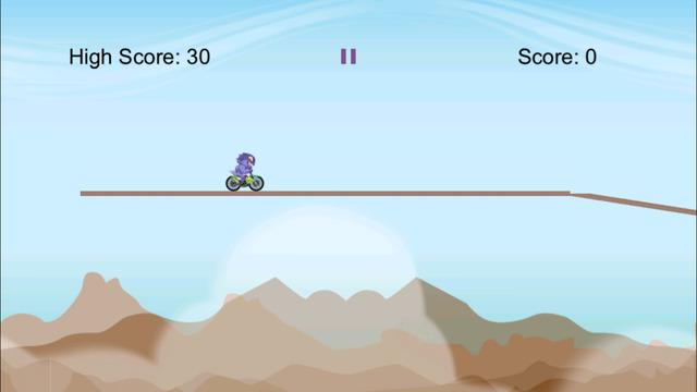 Mountain Bike Racing Challenge