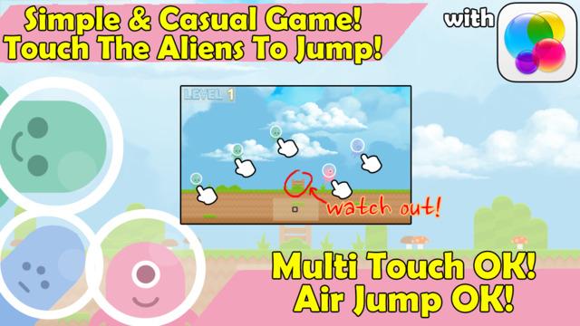 Jump Alien