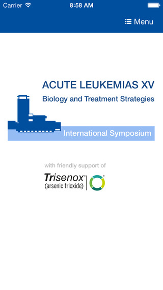 Acute Leukemias XV Munich
