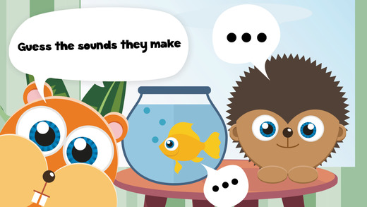 Play with Cute Baby Pets Pets Game for a whippersnapper and preschoolers