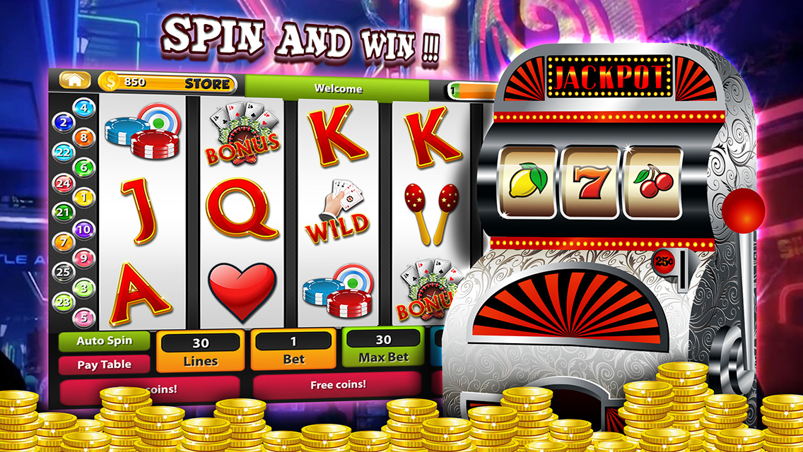 how to play a slot machine and win