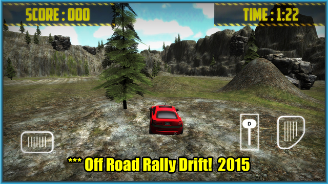 Off-Road Rally Drift Drive-r Simulation Game
