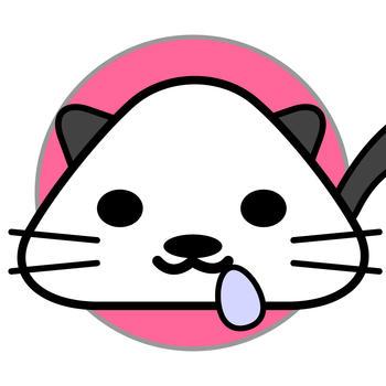 ONIGIRI Cat 遊戲 App LOGO-硬是要APP