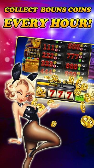 casino slot machine games for ipad