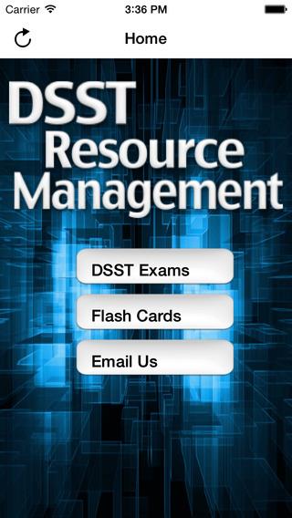 DSST Human Resource Management Buddy