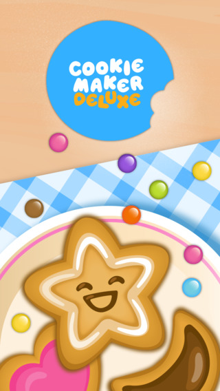 Cookie Maker Deluxe - Dessert Cooking Game for Kids