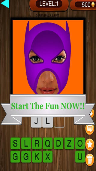 Guess The Masked Celebrity Quiz See Whos Hidden Trivia Saga - Free Game