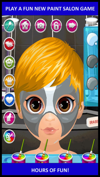 Baby Celebrity Makeover Mommy Salon - my little kids spa new mom doctor games