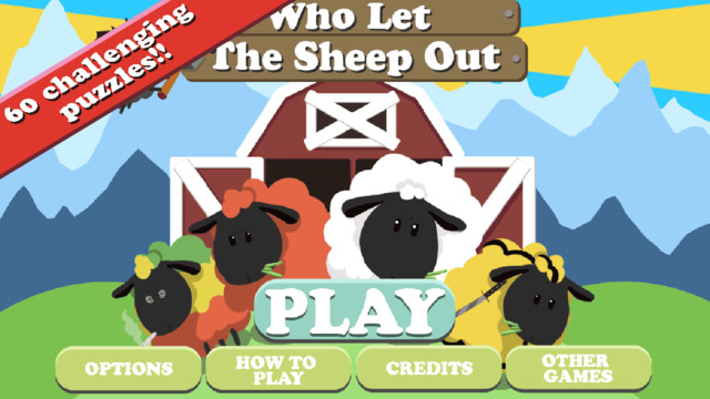 Who Let The Sheep Out - PRO