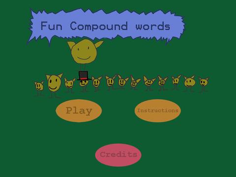 Fun Compound Words