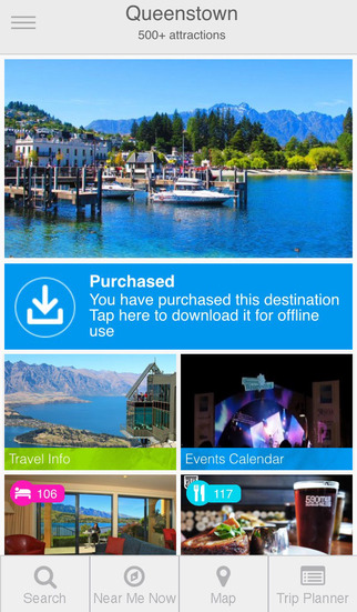 My Destination Queenstown Guide