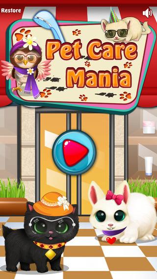 Pet Care Mania