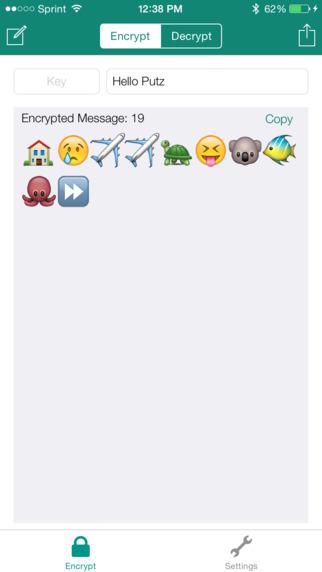 Emoji Encryption