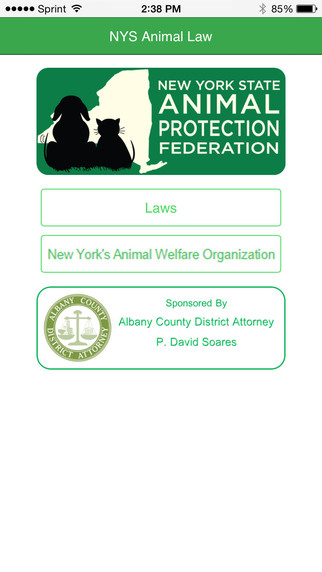 NYS Animal Law