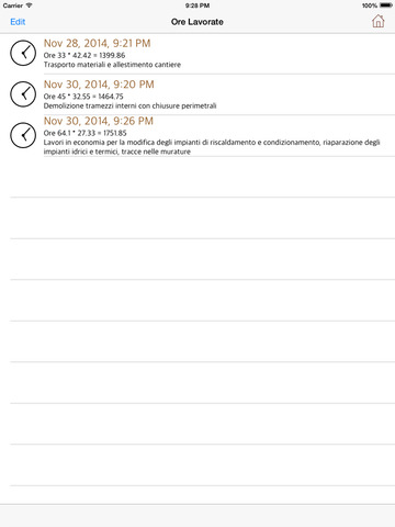 Management Work for iPad