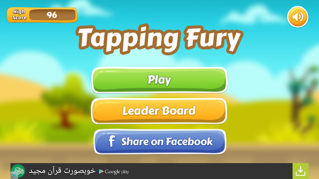 Tapping fury
