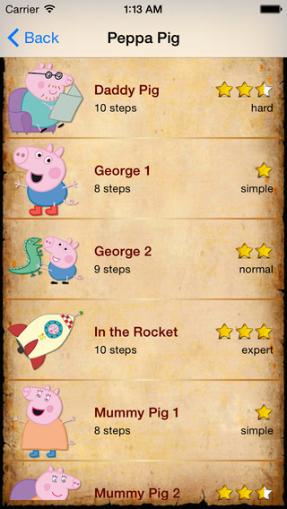 Learn To Draw for Peppa Pigg