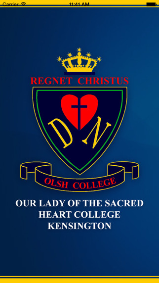 Our Lady of The Sacred Heart College Kensington - Skoolbag