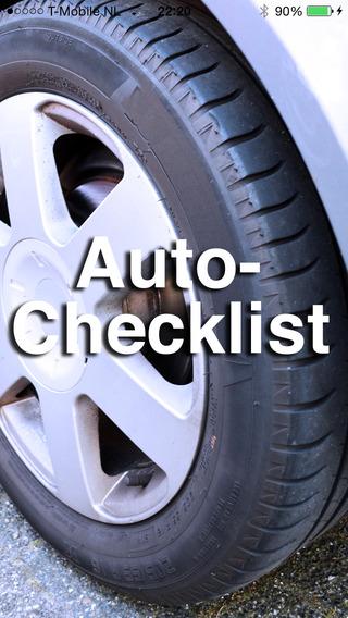 Auto-Checklist