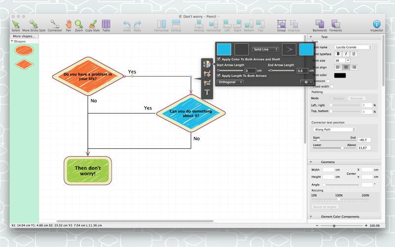 Diagrammix Lite Screenshot - 2