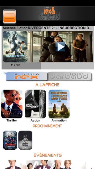 Cinéma Rex et d'Arbaud