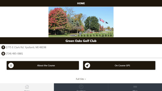 Green Oaks Golf Club