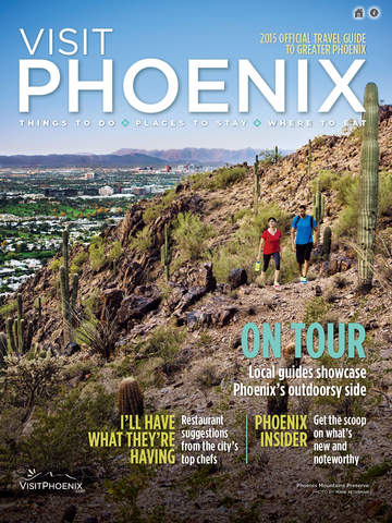 Phoenix Official Travel Guide