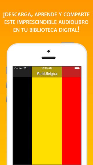 Perfil de Bélgica
