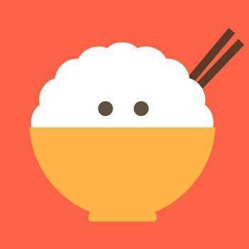 饭宝Ricepo - 北美地道中餐外卖 生活 App LOGO-APP試玩