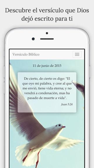 Tu Versículo Bíblico del Día