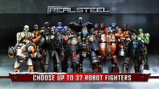 Screenshot #6 for Real Steel