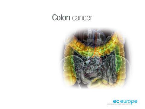 Miniatlas Colon Cancer iPad Screenshot 1