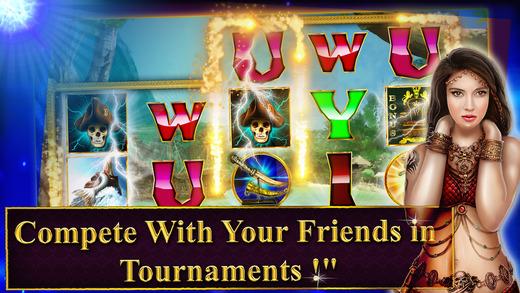 Pirates Republic - Slots fun in pirate Island tournaments with friends