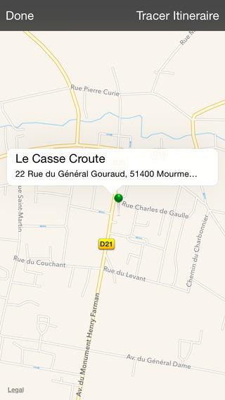 玩免費生活APP|下載Le Casse Croute app不用錢|硬是要APP