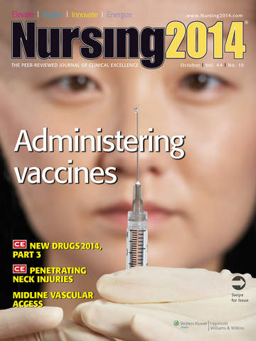 Nursing2014®