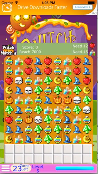 Witch Match 3