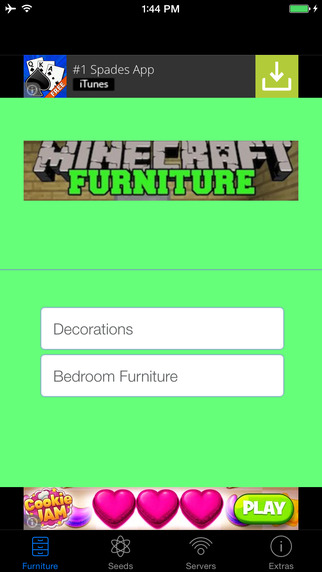 Furniture Creations Seeds Servers: Guide and Community For Minecraft