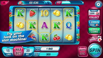 Screenshot 1 Lucky Spin: Игровые Автоматы!  Казино Вишни Делюкс – Лучшие Слоты Вегаса