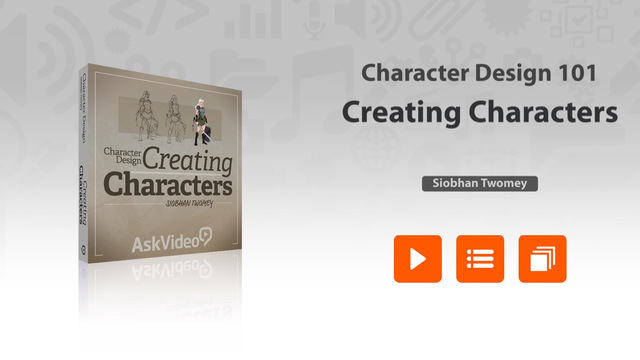 Character Design 101 - Creating Characters