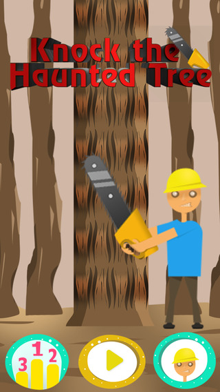 Knock the Haunted Tree With Golden Melon - Free Drop n'Catch Game